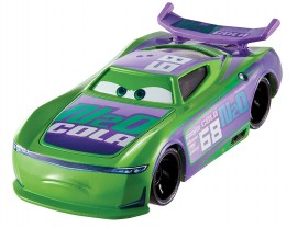 Masinuta metalica H.J. Hollis Disney Cars 3