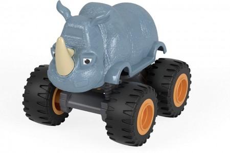 Masinuta Metalica Rhino Truck- Blaze and the Monster Machines