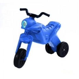Motocicleta fara pedale Albastra Enduro Maxi - D.Toys