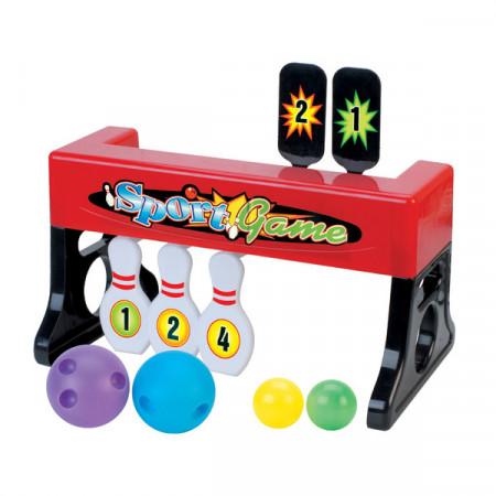 Set de joaca Bowling 2 in 1