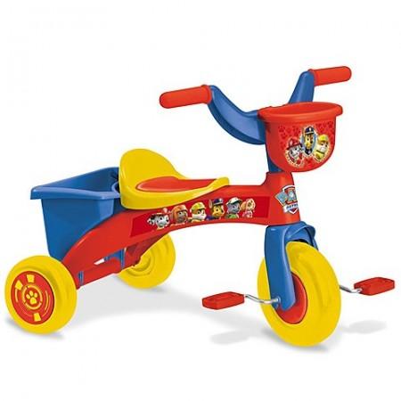 Tricicleta cu pedale Patrula Catelusilor
