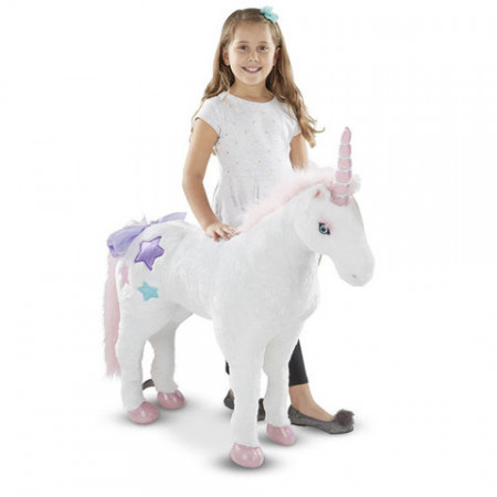 Unicorn urias de plus Melissa & Doug