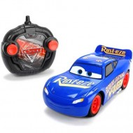 Masinuta RC Turbo Racer Fabulosul Fulger McQueen cu telecomanda Disney Cars 3