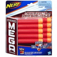 MEGA Dart Refill Nerf Strike Elite (10 proiectile)