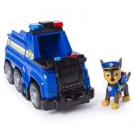 Set Chase si Masina de Politie Ultimate Rescue Patrula Catelusilor