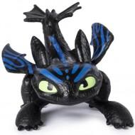 Figurina Toothless (Stirbul) care isi schimba culoarea Cum sa-ti dresezi dragonul