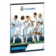 Vocabular FC Real Madrid alb cu albastru A5 32 file