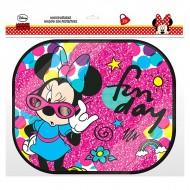 Parasolar auto Minnie Mouse - set 2 bucati