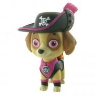 Mini Figurina Skye pirat Patrula Catelusilor 7 cm