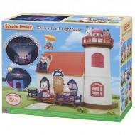 Casa de jucarie Sylvanian Families cu lumini - Starry Point Lighthouse