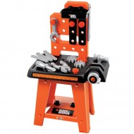 Banc de lucru Black and Decker Smoby
