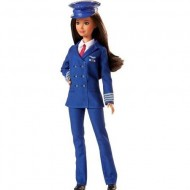 Barbie Cariere - Papusa in uniforma de pilot