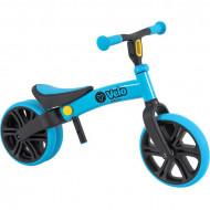 Bicicleta fara pedale albastra Junior Balance Yvelo