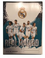 Caiet matematica FC Real Madrid 32 file