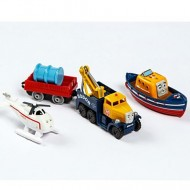 Echipa de salvare din Sodor Thomas Adventures Fisher Price