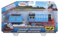 Edward Trenulet Locomotiva Motorizata cu Vagon Thomas&Friends Track Master