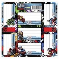 Etichete Caiet Avengers