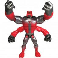 Figurina articulata Ben 10 Four Arms Omni-Metallic