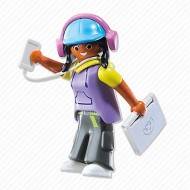 Figurina Multimedia Girl Playmo- Friends Playmobil