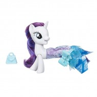 Figurina Rarity sirena si ponei My Little Pony : Filmul