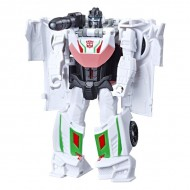 Figurina transformabila Wheeljack Gravity Cannon Cyberverse Transformers
