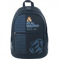 Ghiozdan bleumarin FC Real Madrid pentru scoala