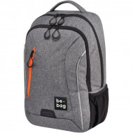 Ghiozdan rucsac ergonomic Be.Bag, Be.urban Grey melange Herlitz