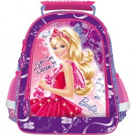 Ghiozdan rucsac gradinita Barbie You Can Dance 30 cm