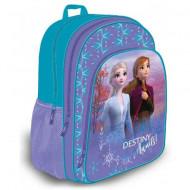 Ghiozdan rucsac Printelesele Elsa si Anna Disney Frozen