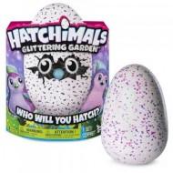 Hatchimals Glittering Garden jucarie de plus interactiva Penguella