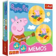 Joc de memorie Peppa Pig