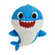 Jucarie de plus Baby Shark care canta - tata rechin