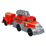 Locomotiva cu Vagon Metalica Flynn Push Along Thomas&Friends Track Master