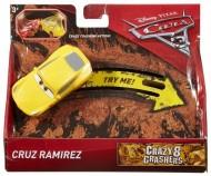 Masinuta Cruz Ramirez Crazy 8 Crashers Cars 3