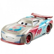 Masinuta metalica Paul Conrev Fireball Beach Racers Disney Cars 3