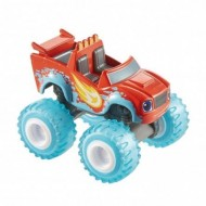 Masinuta Metalica Water Rider Blaze - Blaze and the Monster Machines