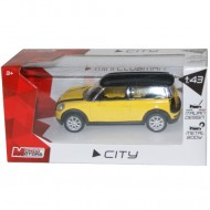 Masinuta Mini Cooper S 1/43 City