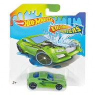 Masinuta Torque Twister verde 1/64 Hot Wheels Colour Shifters