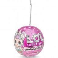 Pachet surpriza cu papusa si accesorii LOL Surprise Sparkle