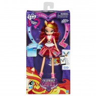 Papusa Sunset Shimmer My Little Pony Friendship Games