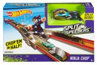 Pista Ninja Chop Hot Wheels Split Speeders
