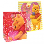 Punga pentru cadou mare Winnie the Pooh