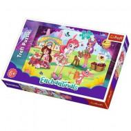 Puzzle Enchantimals 160 piese