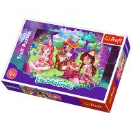 Puzzle Enchantimals 60 piese