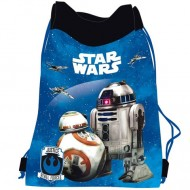 Sac de umar cu snur Star Wars The Force Awakens 38 cm
