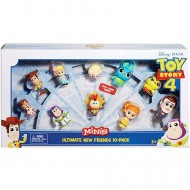 Set 10 mni figurine Toy Story 4