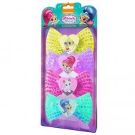 Set 4 fundite colorate Shimmer&Shine