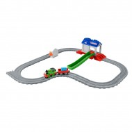 Set circuit Percy Si Centrul De Salvare Thomas Si Prietenii - Adventures Fisher Price