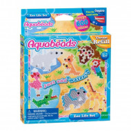 Set creativ Aquabeads - Gradina Zoologica