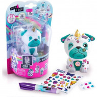 Set creativ Style4Ever Mini Deco DIY - Catel unicorn